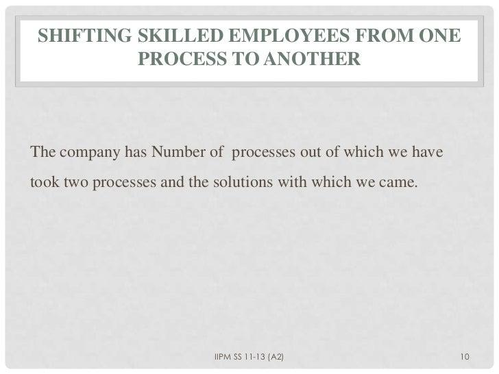 Human Resource Management Short Case Studies