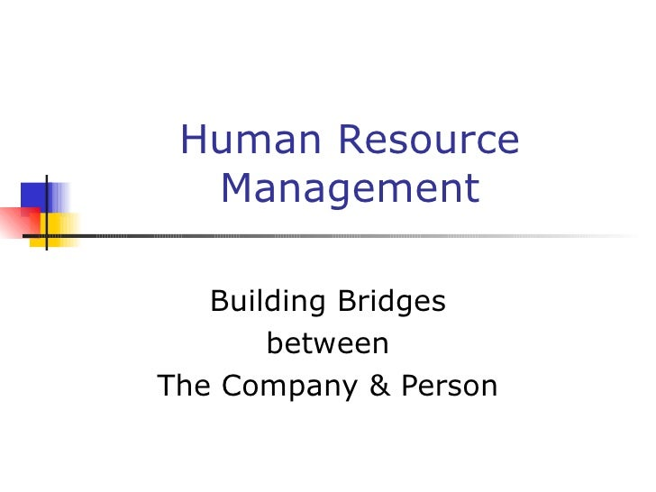 Hrm 1 Strategy