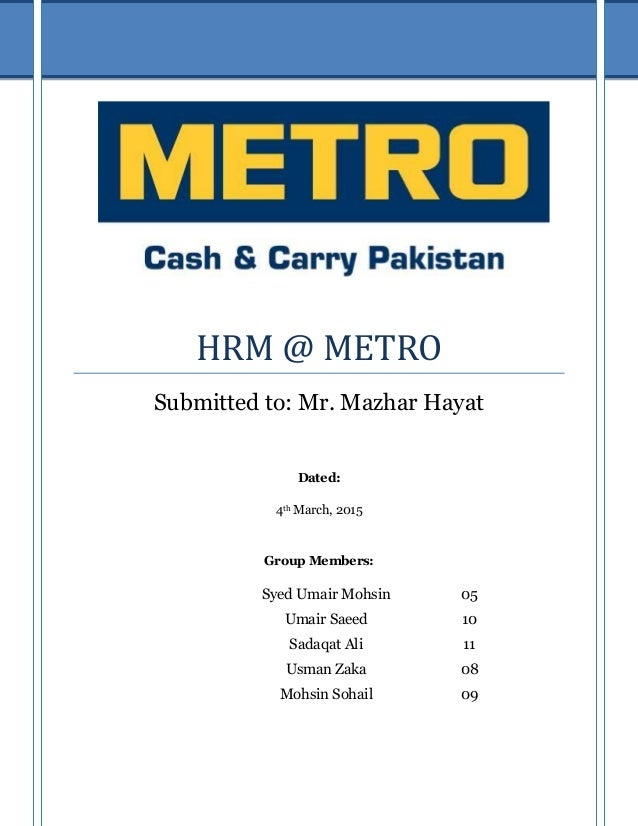 metro cash and carry harvard Supporting independent businesses for more than 50 years, metro cash & carry is committed to the success of the independent business owners therefore metro focuses its efforts constantly on.