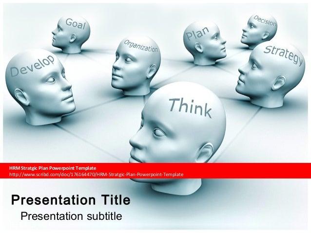 HR Management PowerPoint Templates, Presentation Backgrounds & Slide Templates