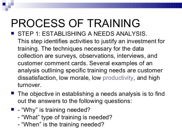 hrm case studies on training and development