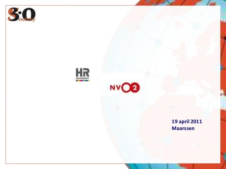HR Community & NVO2