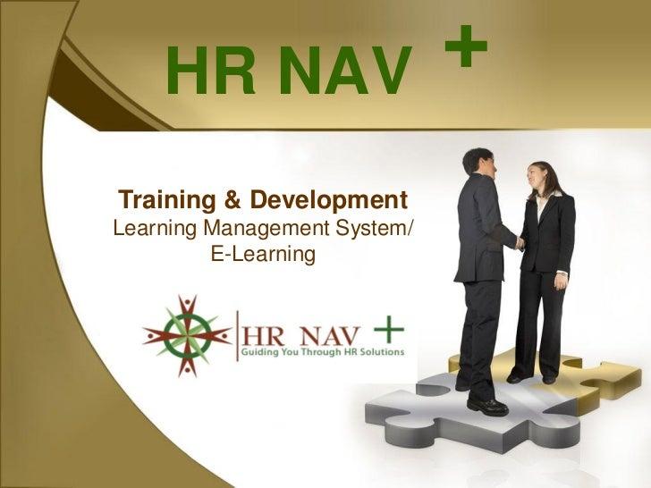 HR NAV+ LMS & E- LEARNING