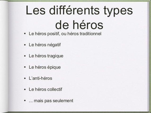 exemple de hero