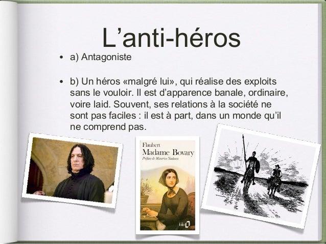 exemple de heros espagnol