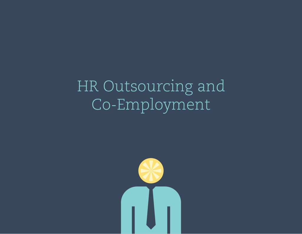 outsourcing and company When it comes to the figures of investing in outsourcing, statistics can give you an overall cost of ―  joint venture: a separate service company built and co .