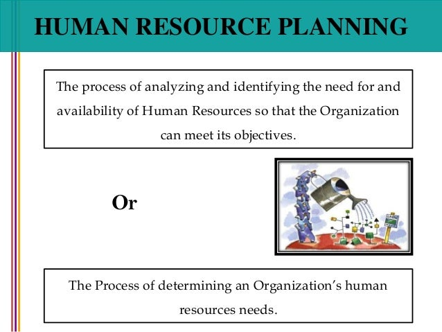 what is human resource planning identify its Google hrm human resource management, hr planning, job  identify cross- linkages among different parts of the organization and use this.
