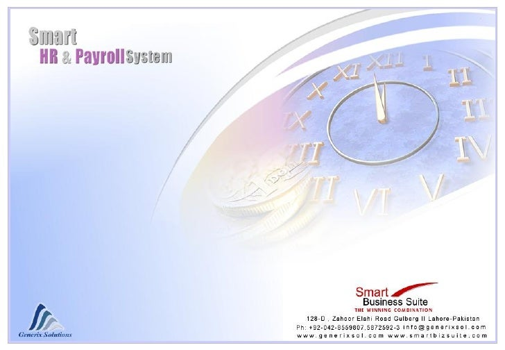 ( HR & Payroll Management System )                                                                        Branch          ...