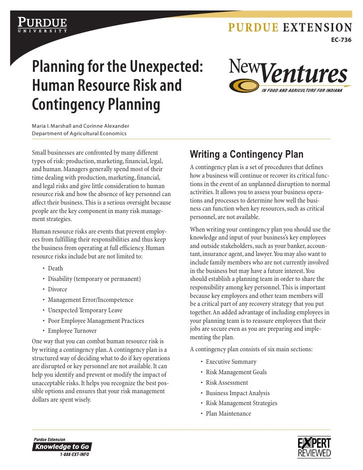 Hr planning for the unexpected hr succession planning guide