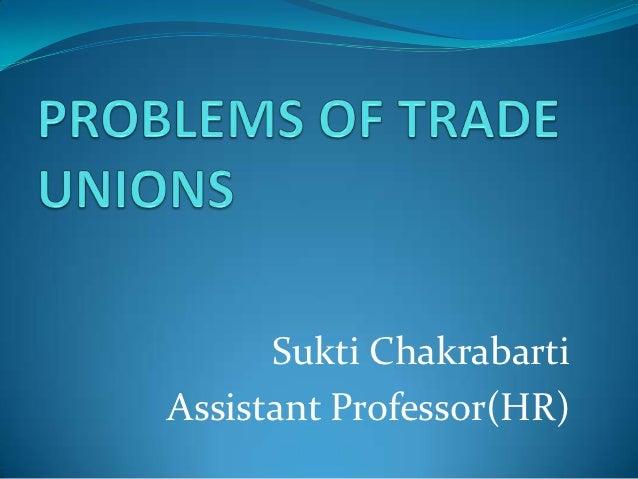 Sukti ChakrabartiAssistant Professor(HR)