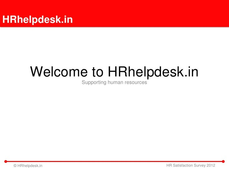 HRhelpdesk.in          Welcome to HRhelpdesk.in                    Supporting human resources  © HRhelpdesk.in            ...