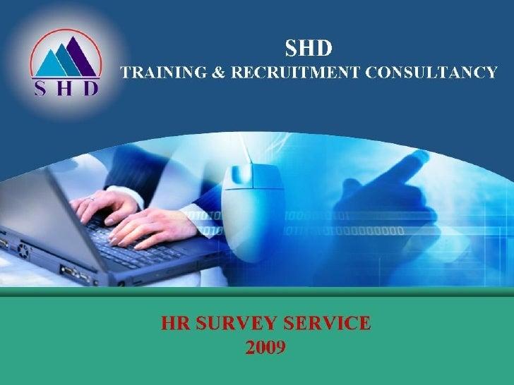 Hr Survey Introduction
