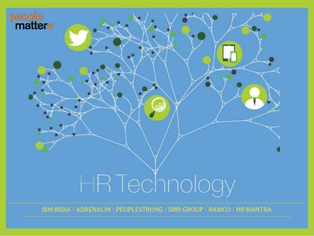 People Matters HR Technology Supplement