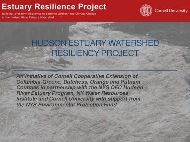 HRWA Roundtable - HEWRP Presentation