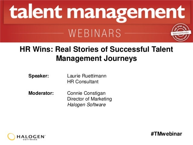 HR Wins Real Stories of Successful Talent Management Journeys Final