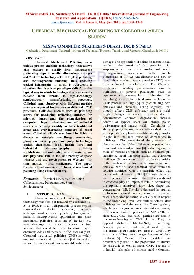 M.Sivanandini, Dr. Sukhdeep S Dhami , Dr. B S Pabla / International Journal of EngineeringResearch and Applications (IJERA...