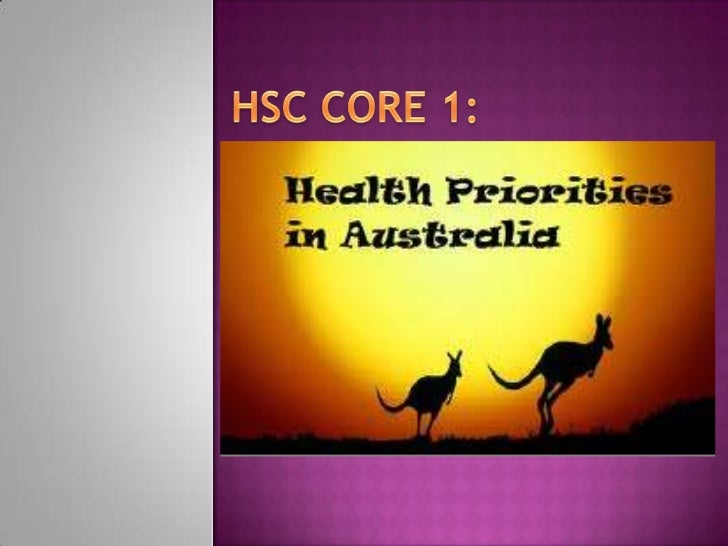 Hsc core 1 and 2