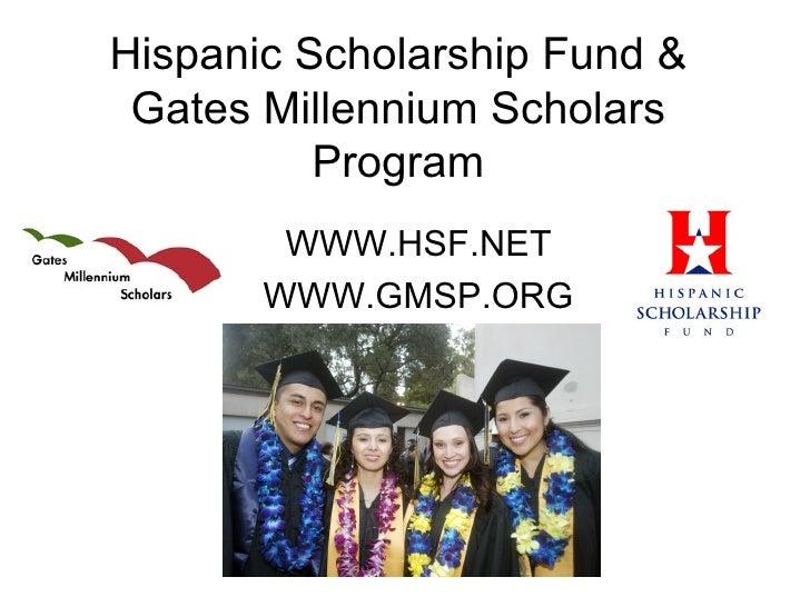 Gates millenium scholarship essay questions