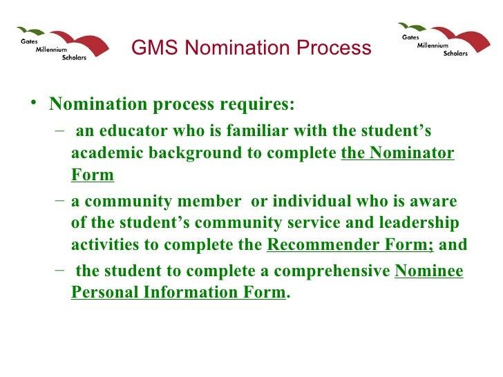 Bill Gates Millenium Scholarship Essay Examples - image 10