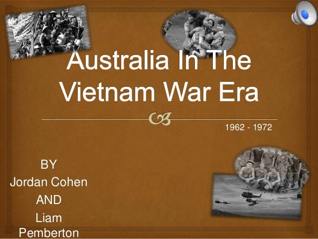 Why did Australia become involved in the Vietnam War?