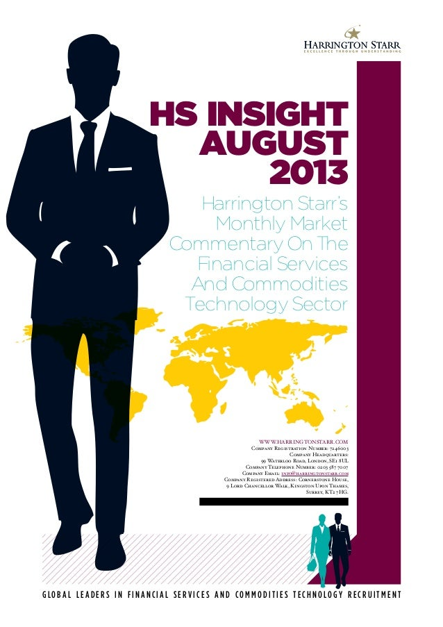 HS Insight - August 2013