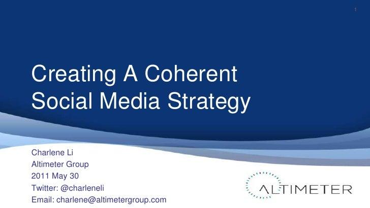 Social Media Strategy, HSM Italia