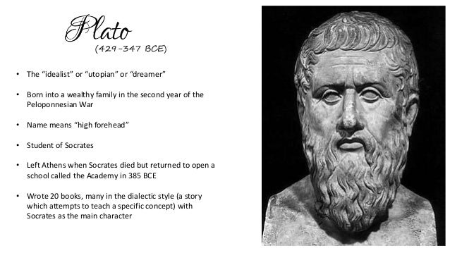the role of plato in western Myth and philosophy from the presocratics to plato  the daimonionits role is restricted,and  the opposition has been inxuential in the entire western.