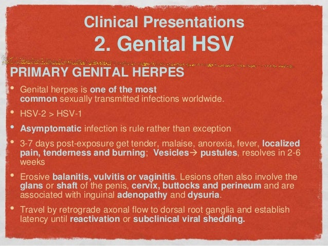 Symptoms of Genital Herpes | DrEd