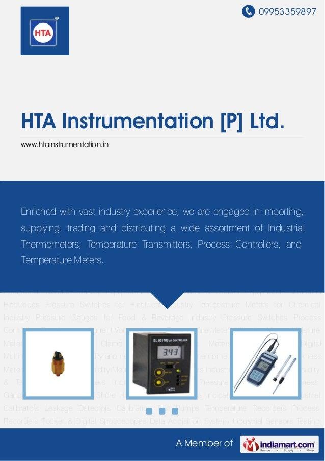 Hta instrumentation-p-ltd