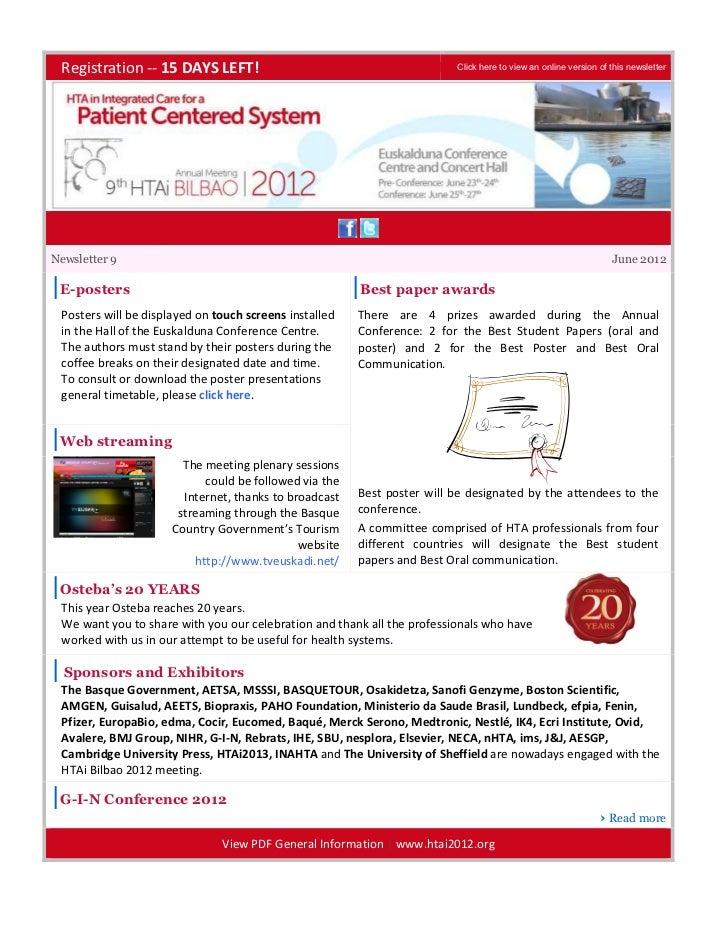 Htai2012 newsletter june2012