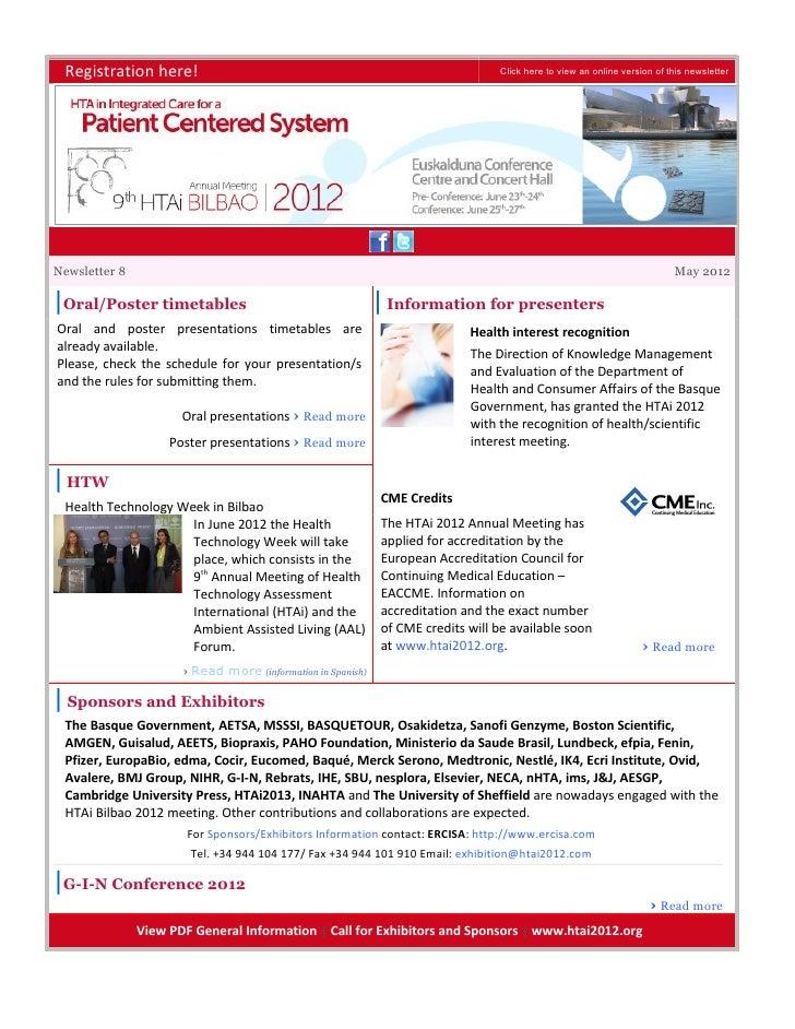 Htai2012 newsletter may2012