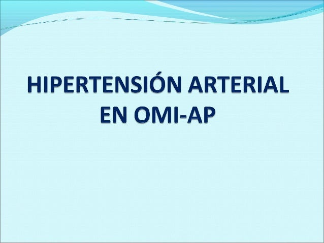 (2012-12-12) HIPERTENSION ARTERIAL (PPT)