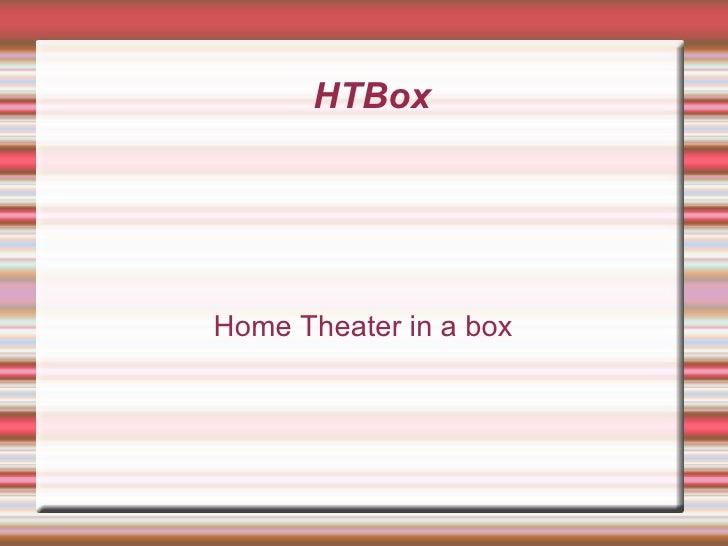 Ht Box