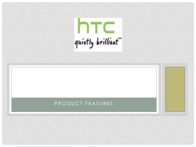 HTC Max Mobile Features