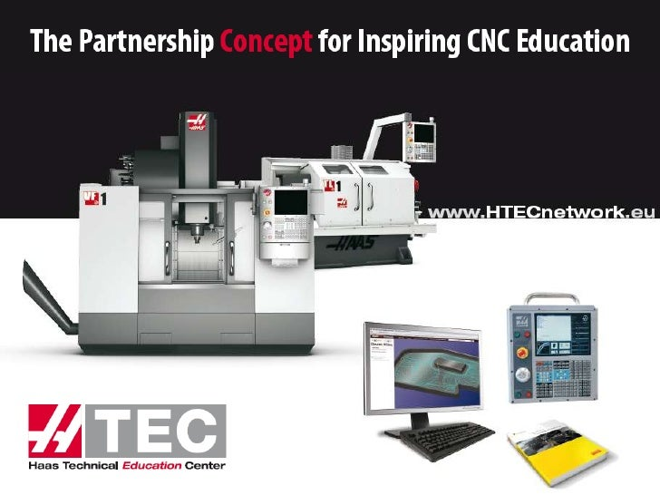 The New Partnership Concept for Inspiring CNC Education