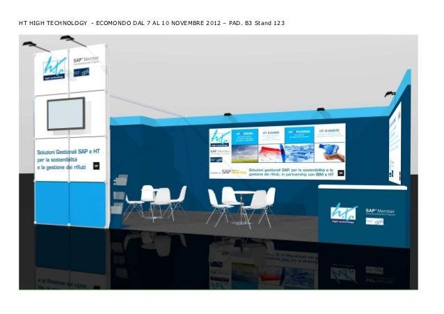 Ht high technology stand ecomondo, dal 7 al 10 novembre a Rimini