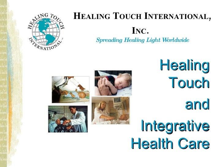 Healing Touch International