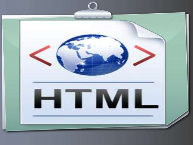 Introducing HTML  HTML stands for Hypertext Markup Language, and it is the most widely used language to write Web Pages. ...