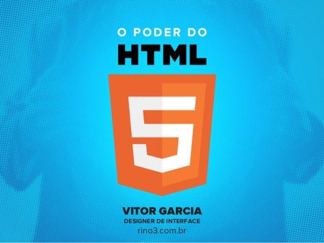 VITOR GARCIADESIGNER DE INTERFACE   rino3.com.br