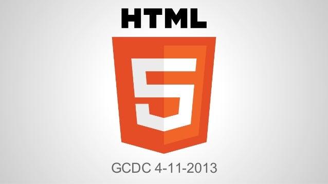 HTML5 Google Dev Groups 2013 - Jogja Digital Valley