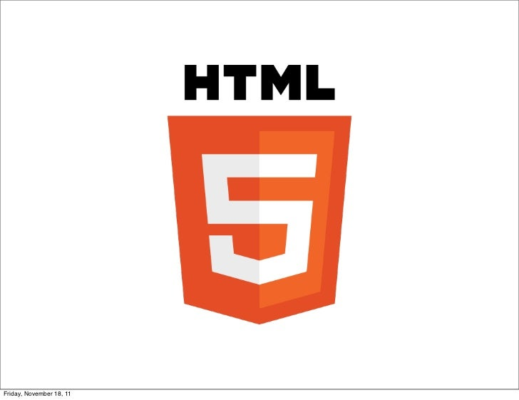 HTML5 Hell Yeah!