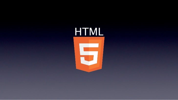 Html5 Brown Bag