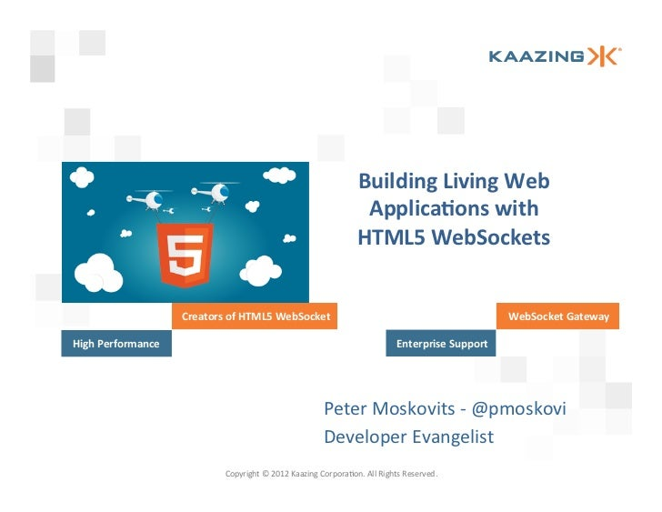 Building	  Living	  Web	                                                                                                  ...
