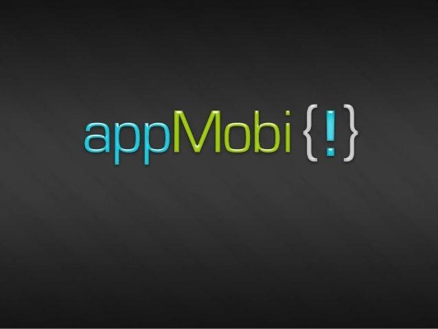 appMobi HTML5 Gaming