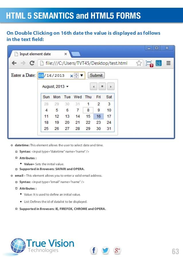 HTML 5 Step By Step - Ebook