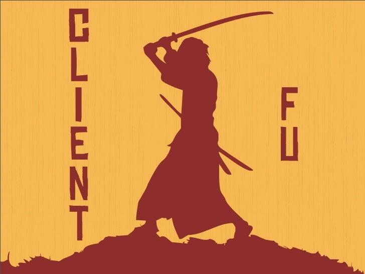 """Client fu"" por @htmlboy"