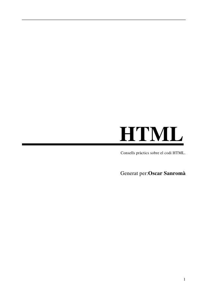 codi Html osanroma