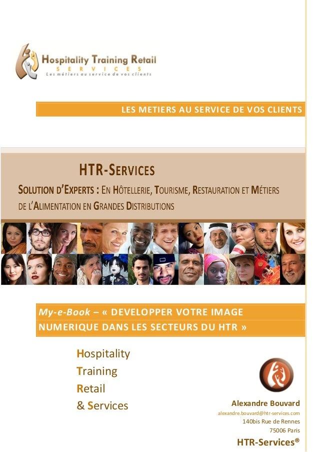 Htr services – my-e-book – développer votre imagine numérique