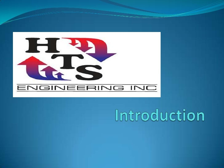 HTS Introduction