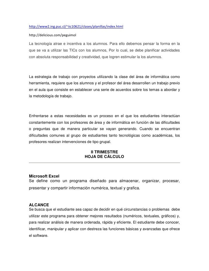 "HYPERLINK "" http://www2.ing.puc.cl/~iic10621/clases/planillas/index.html""  http://www2.ing.puc.cl/~iic10621/clases/planil..."